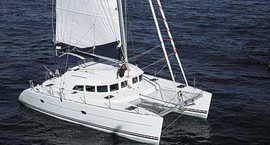 Catamaran Charter benefits